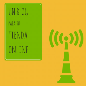un blog para tu tienda online