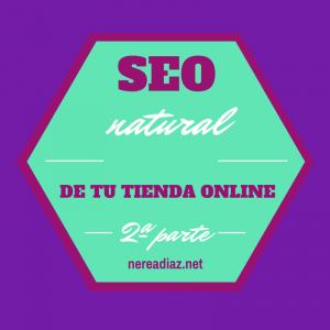 SEO natural de tu tienda online