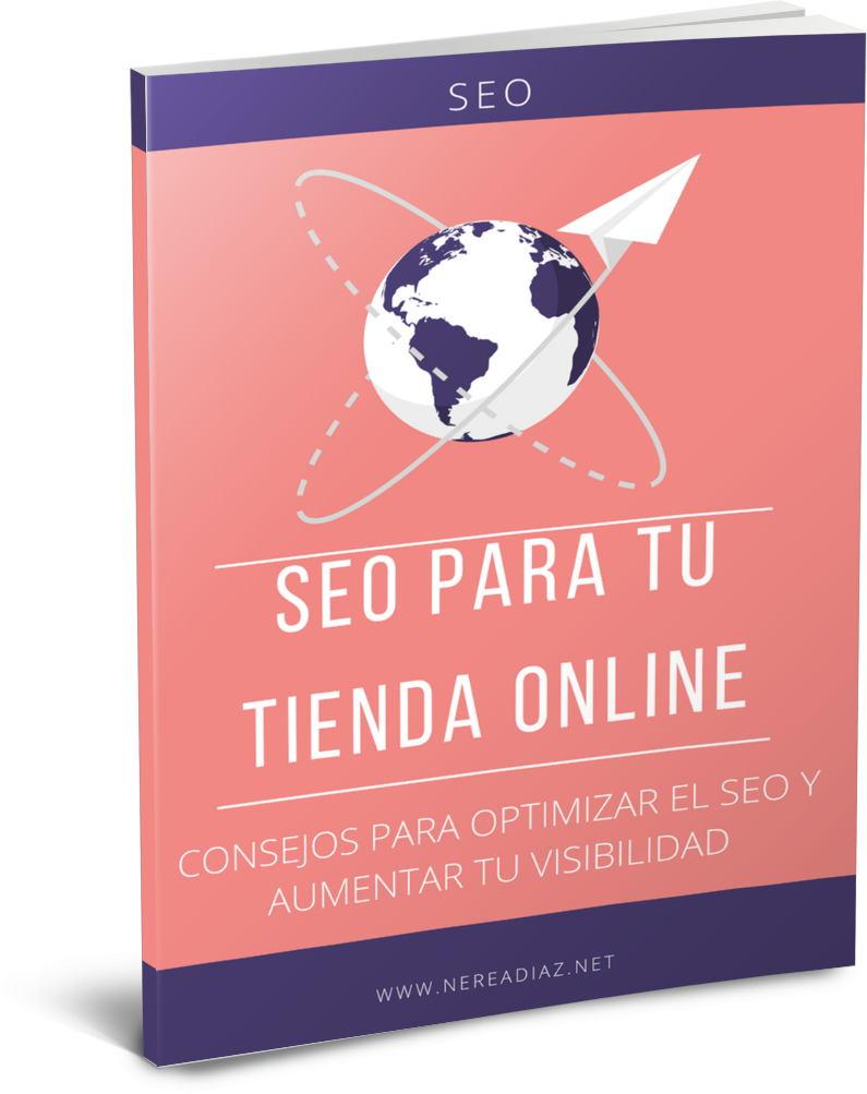 portada ebook seo para tu tienda online