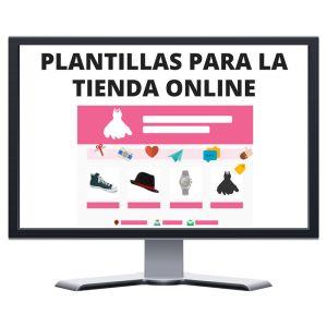 Plantillas para tienda online